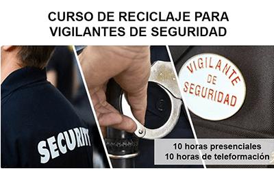 Reciclaje Seguridad Privada