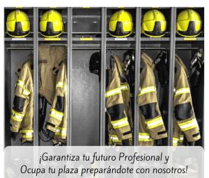 bombero, academia de oposiciones online valencia